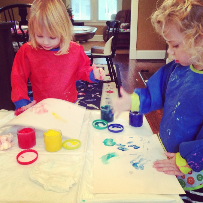 my little artists