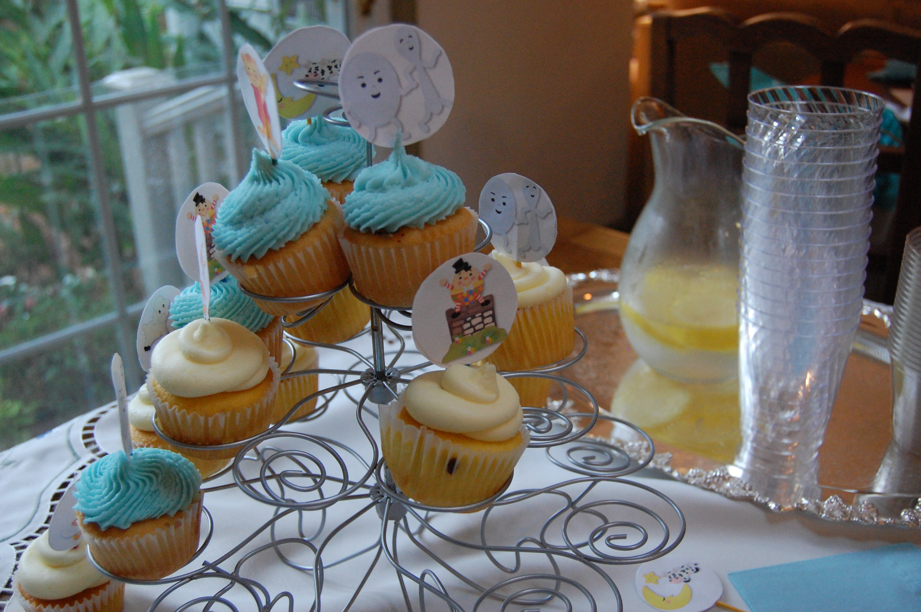 devotional thoughts at a longawaited baby shower  hidden glory, Baby shower