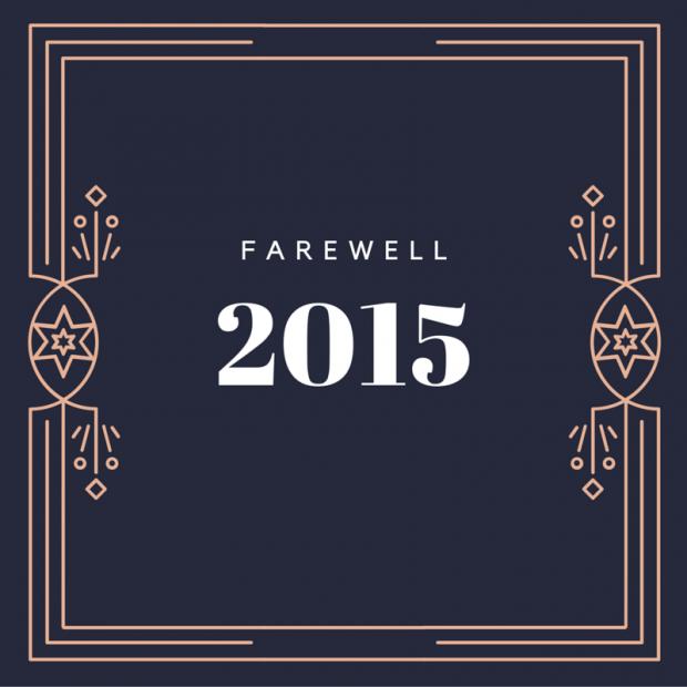 farewell 2015